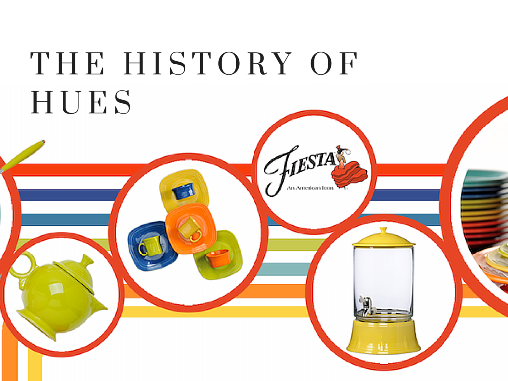 THE HISTORY OF HUES