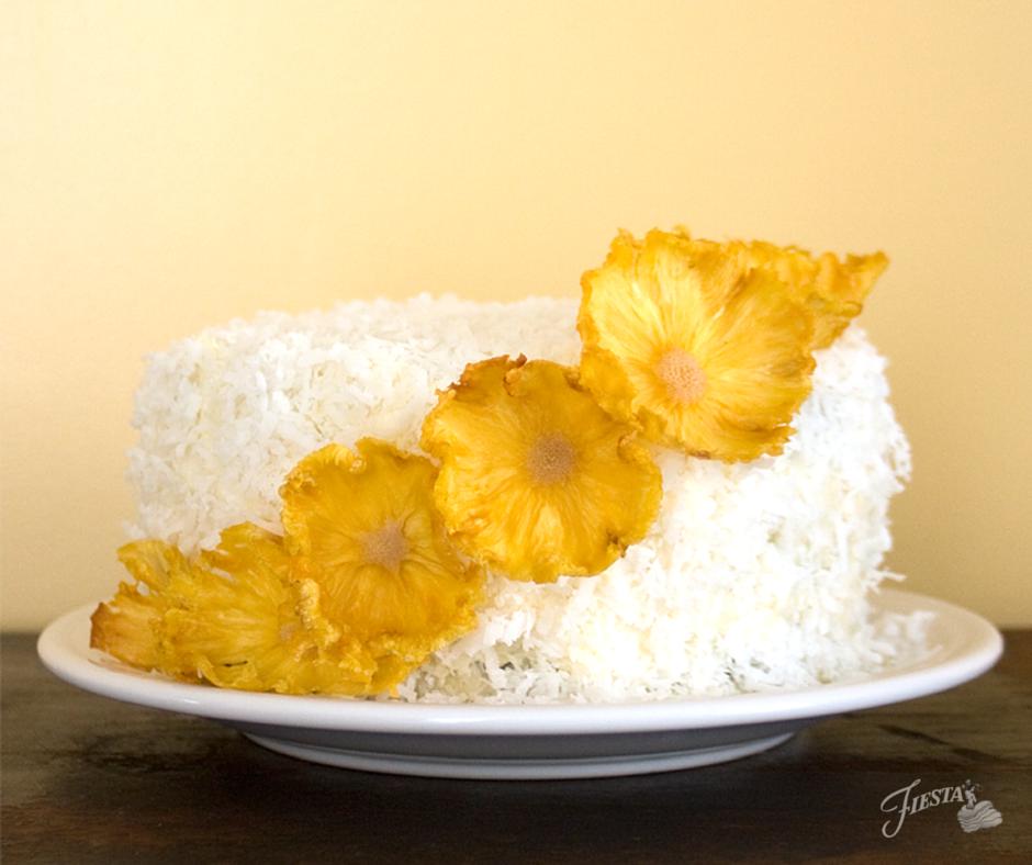 Fiesta Carrot Cake