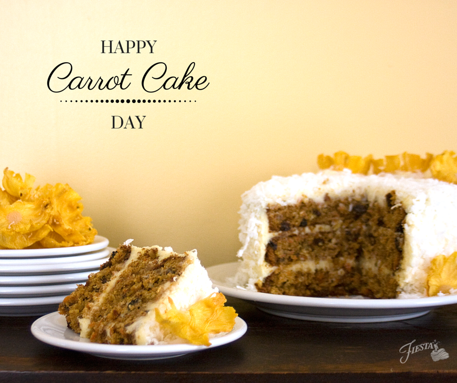 Carrot Cake Day