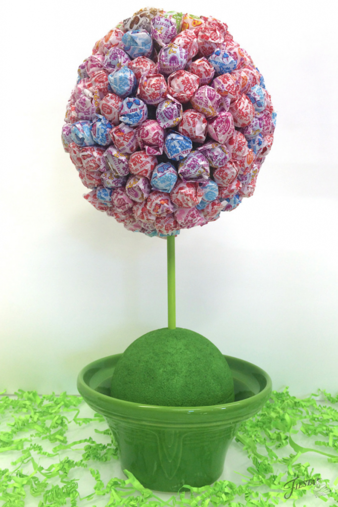 Fiesta Lollipop Topiary Tree