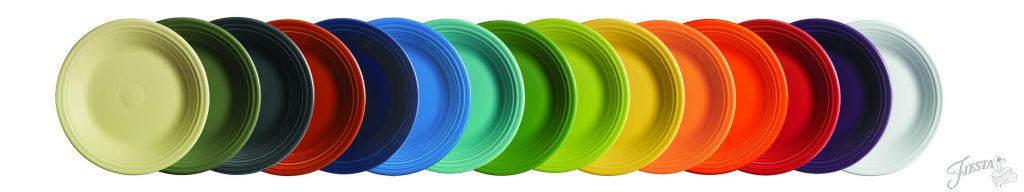 Fiesta Plate Stack 2015