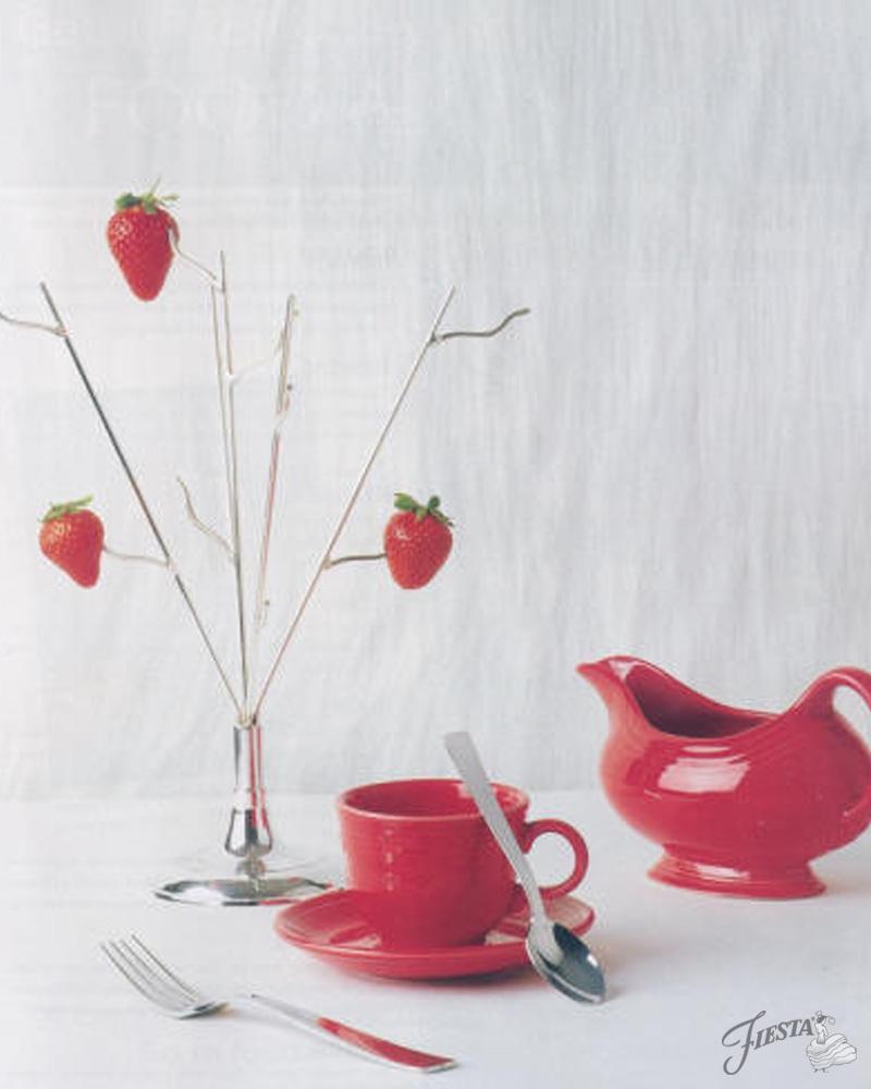 Fiesta Scarlet Strawberry
