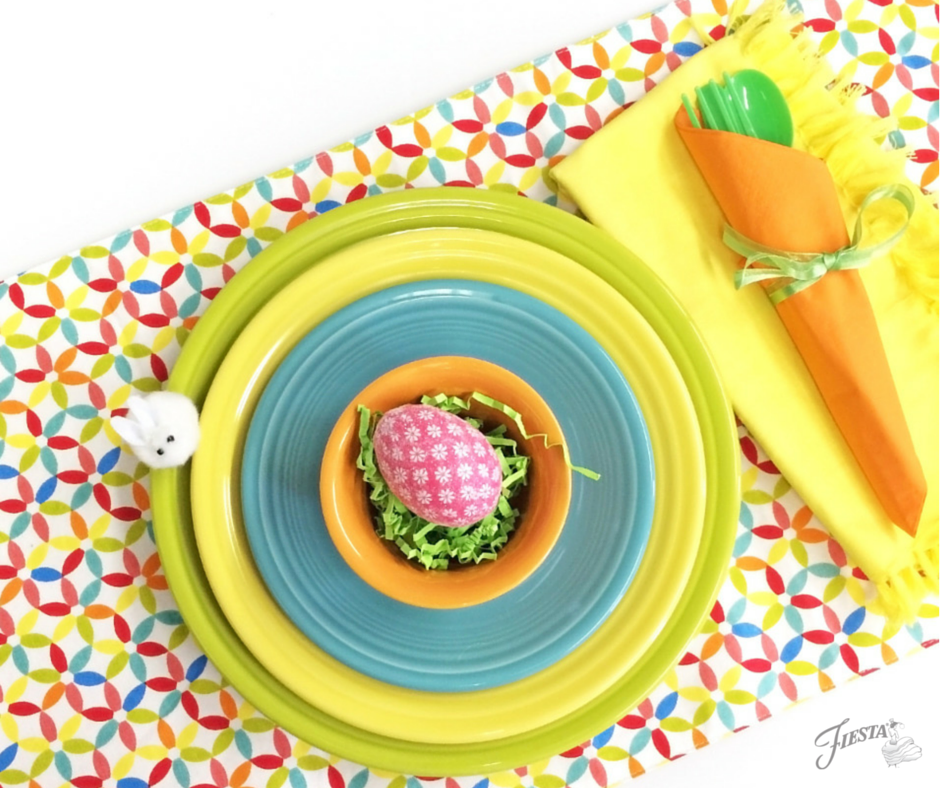 Fiesta Spring Table