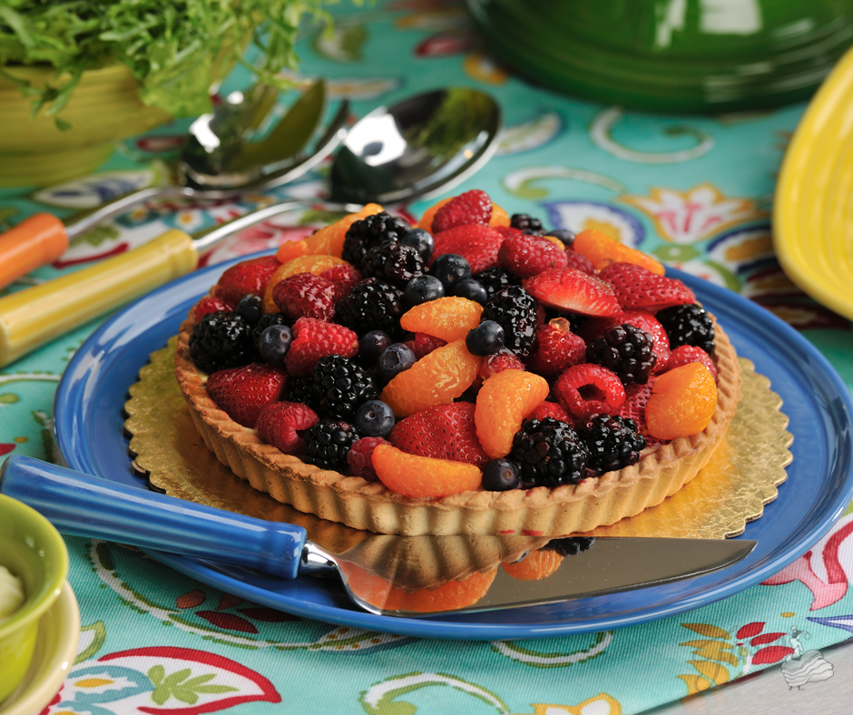 Fiesta Fit Buffet Tart