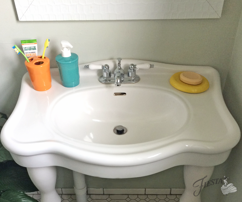 Fiesta Bathroom Sink