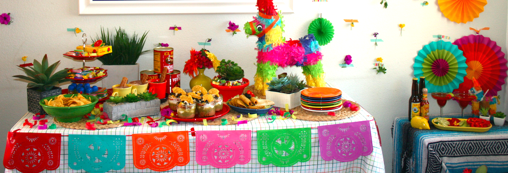 Get Festive fast for Cinco De Mayo!