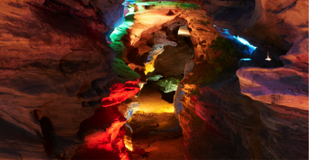 When you visit the Fiesta Tent Sale, why not take some time to see the local sites? Laurel Caverns is a must see for nature lovers.