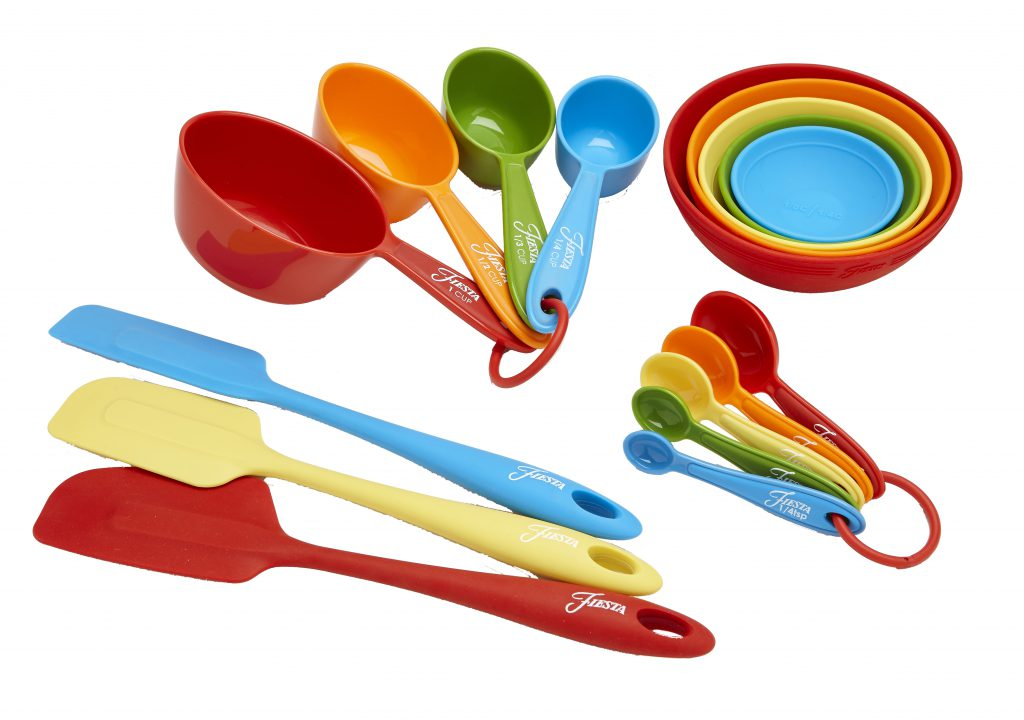 Fiesta 17pc Bake Set