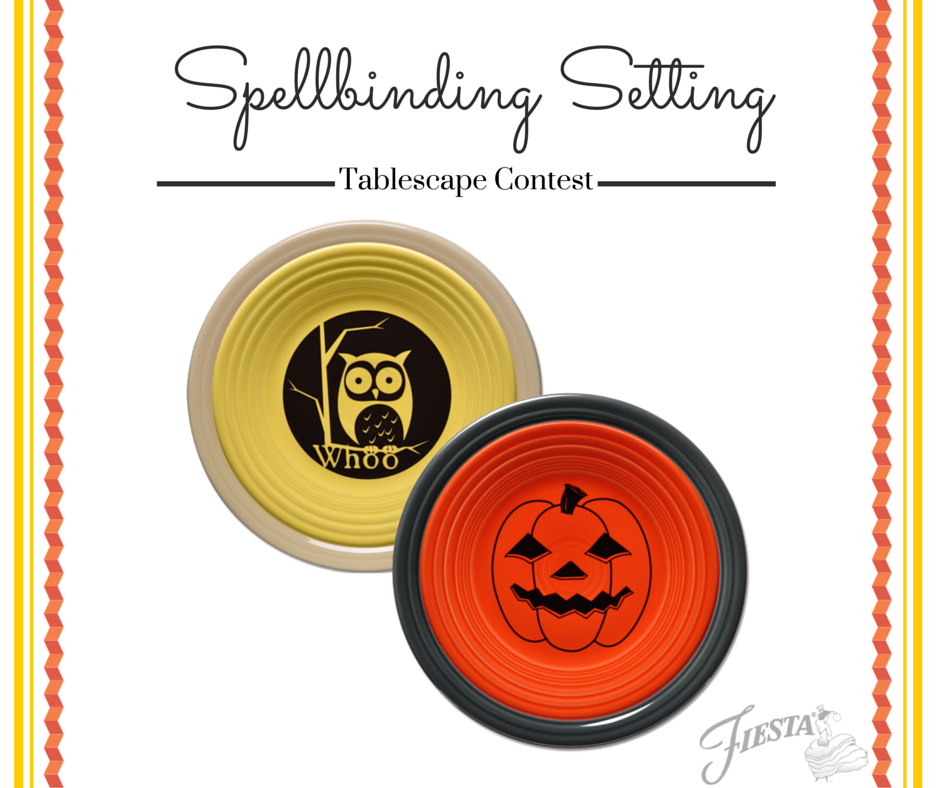 Halloween Tablescape Contest