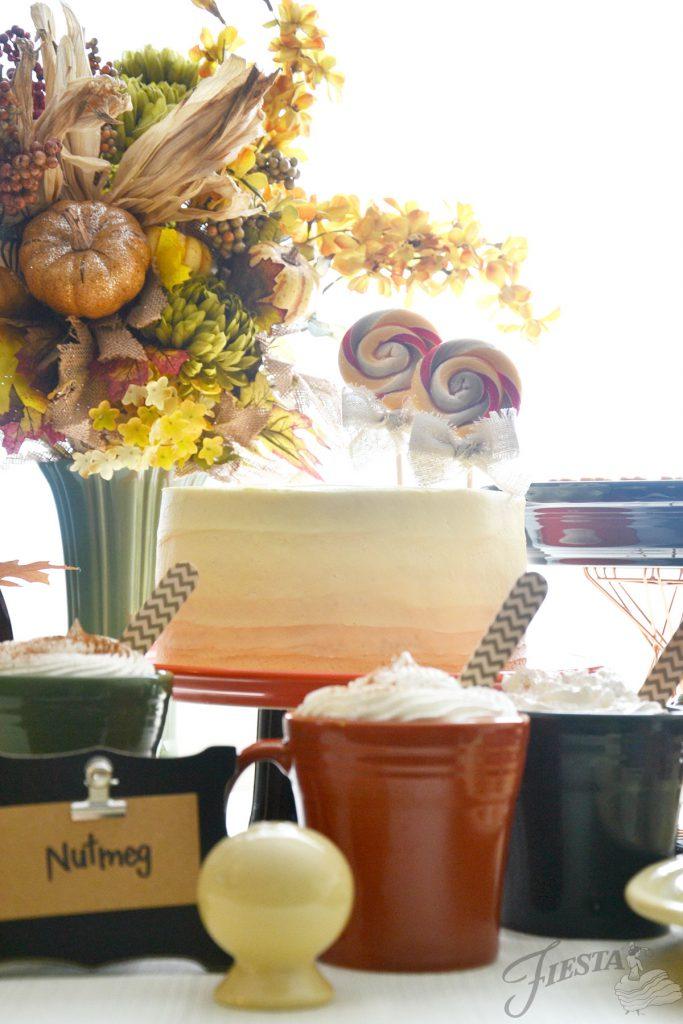 Sage Vase. Fiesta Dinnerware