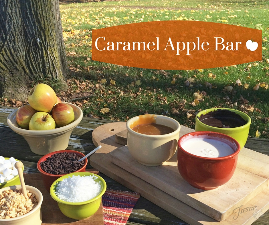 Caramel Apple Bar 1