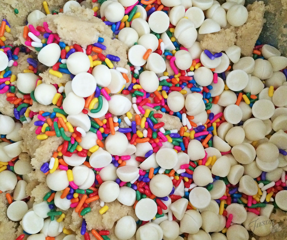Confetti Cookie Dough
