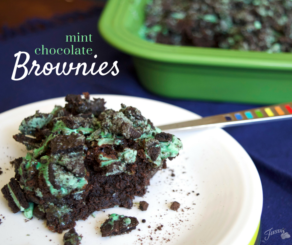 Mint ChocolateBrownies