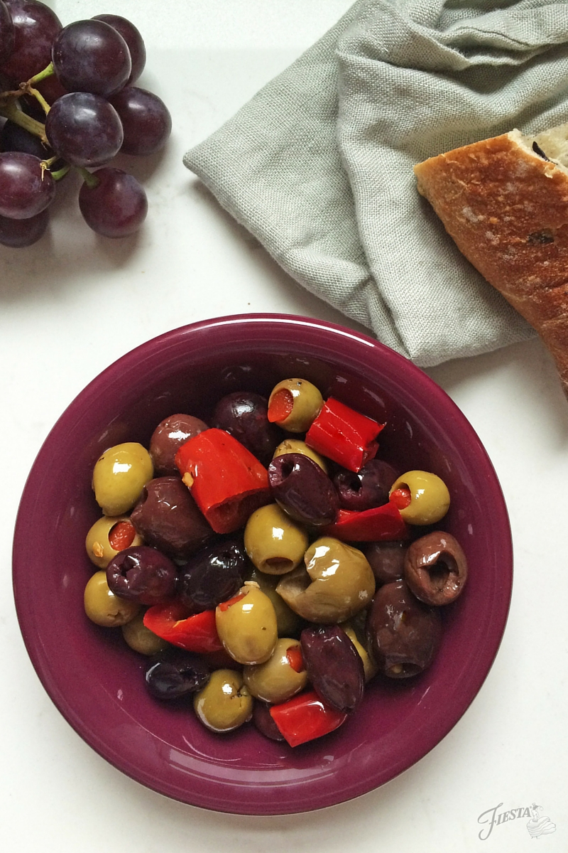 Saturday Night Bites Olives