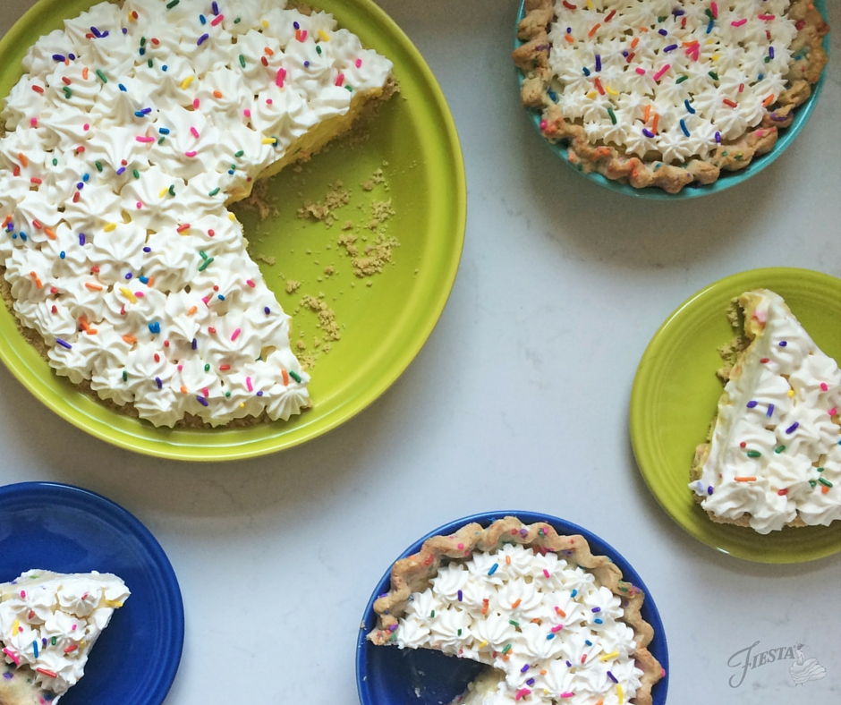 Confetti Cream Pies ALL