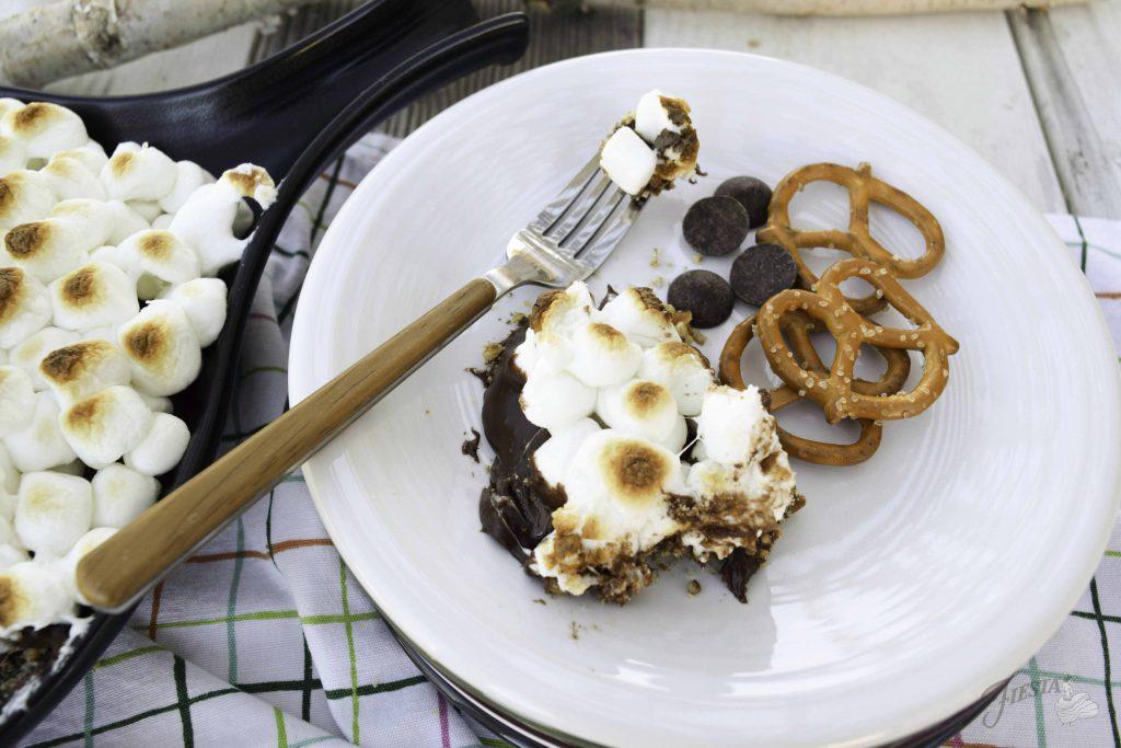Fiesta Dinnerware Gourmet S'mores Skillet recipe