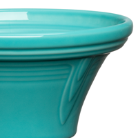 Fiesta Dinnerware Hostess Bowl in Turquoise