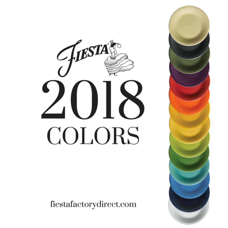 Disable wpStickies on this image  sc 1 st  Fiesta Blog - Fiestaware & 2018 New Color Announcement u2013 Fiesta Blog