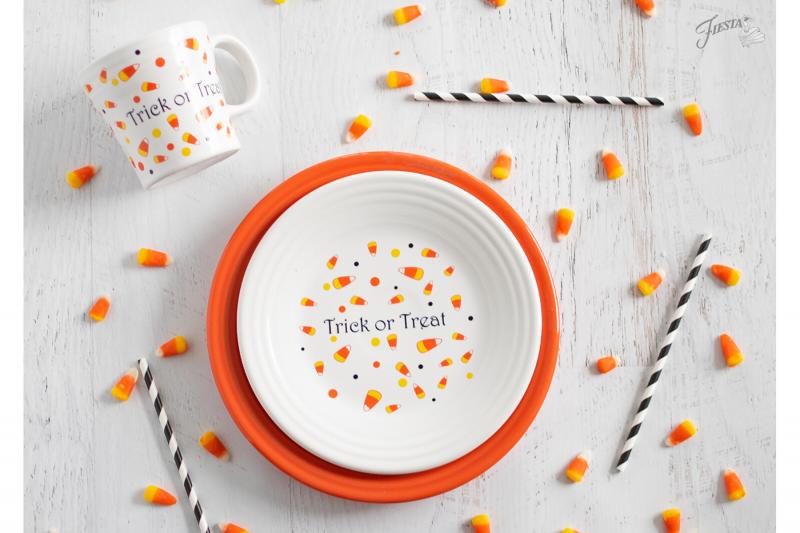 Fiestas De Halloween 2020 Holiday Introductions from Fiesta Dinnerware – Fiesta Blog