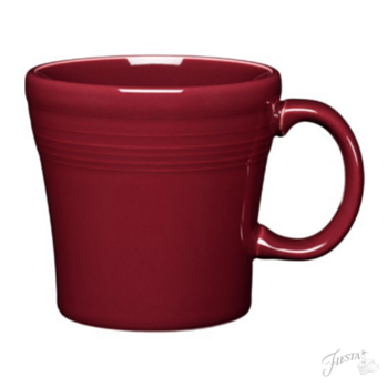Fiesta Dinnerware 2016 New Color Claret Tapered Mug